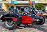 Honda Shadow 750 Sidecar Tosca Motor