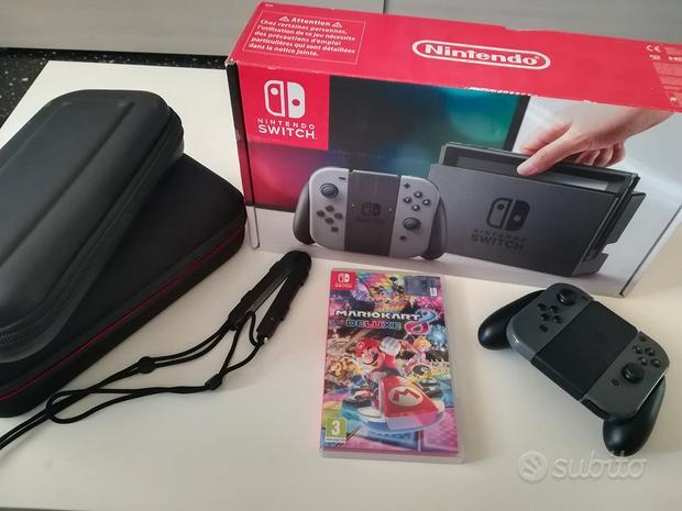 Nintendo Switch + Mario Kart 8