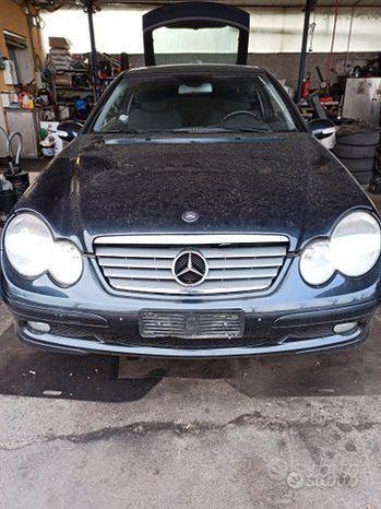 Mercedes C180 Kompressor solo parti di ricambio