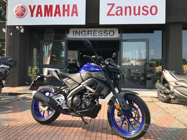 Yamaha MT-125 - 2020