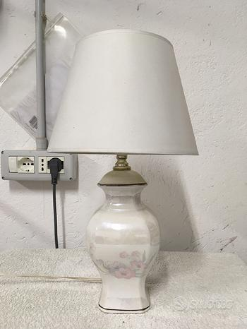 Lampada abat-jour vintage