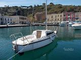 Barca a vela Alpa dodi 6,70 permuto con gommone