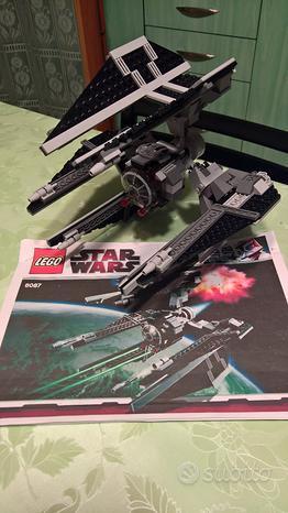 Lego 8087 Star Wars Legends: TIE Defender - 2010