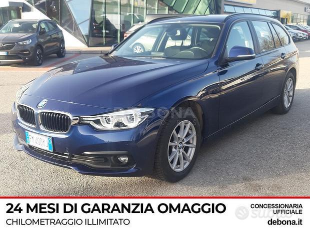 BMW Serie 3 318d touring xdrive business advantage