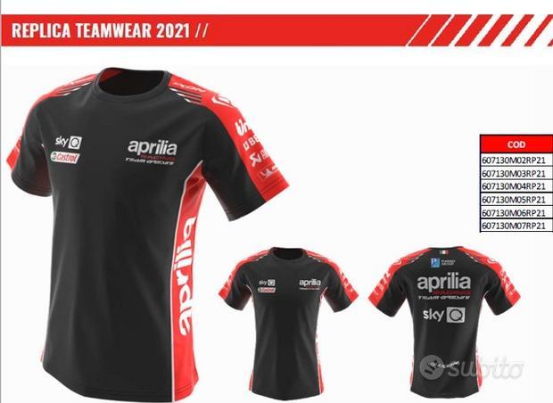 T-shirt replica - 2021
