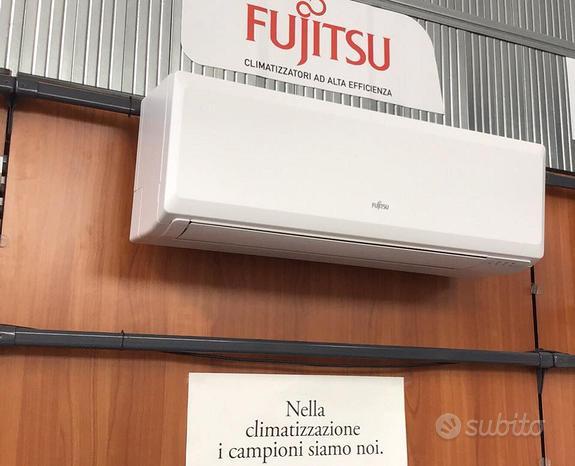 FUJITSU climatizzatori inverter