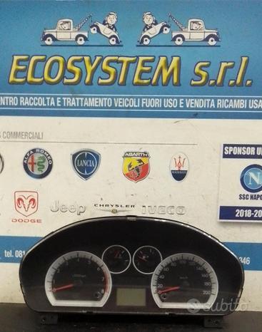 CONTACHILOMETRI CHEVROLET Aveo 1° Serie 1200 benzi