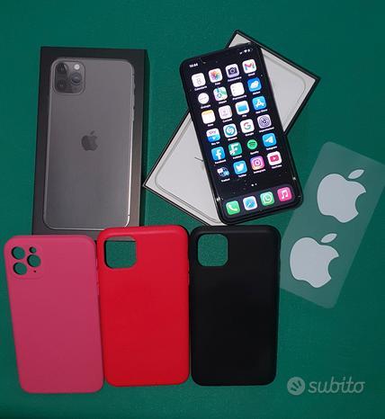 IPhone 11 Pro Max (256 gb) Grigio Siderale