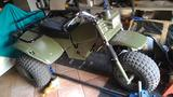 Piaggio Italjet Ranger 90 targato MI, 2 posti