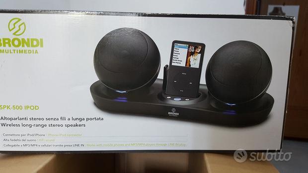 Eleganti Altoparlanti a sfera Bluetooth