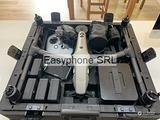 16 Dji Inspire 2 con camera Zenmuse X5S
