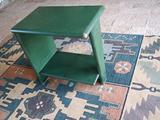 Tavolino modernariato di design in legno