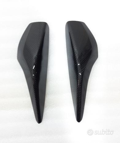 Sliders carbonio codone posteriore panigale v4