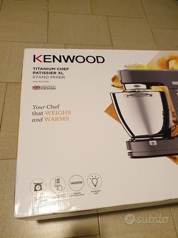 Kenwood kwl90.034SI planetaria xl NUOVA