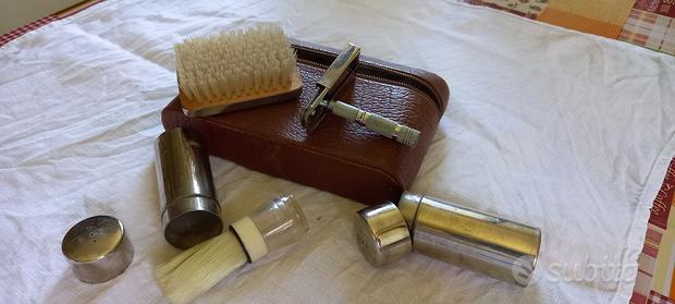 Set per barba vintage