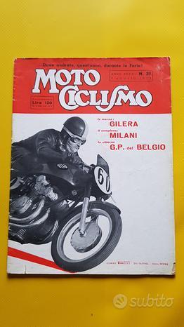 MOTOCICLISMO Rivista fascicolo n. 31 1953