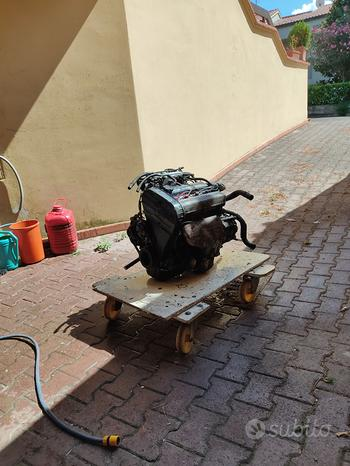 Motore e cambio Suzuki Swift GTI G13b 1.3 twin cam