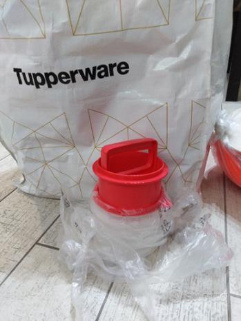 Kit per hamburger tupperware