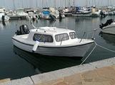 Privato vende Barca con cabina completo di motore