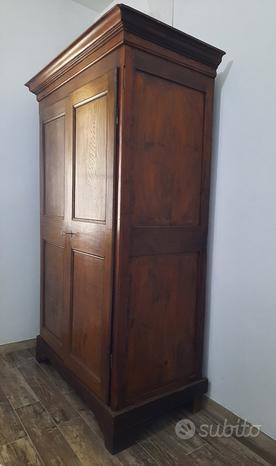 Armadio antico francese del 1800
