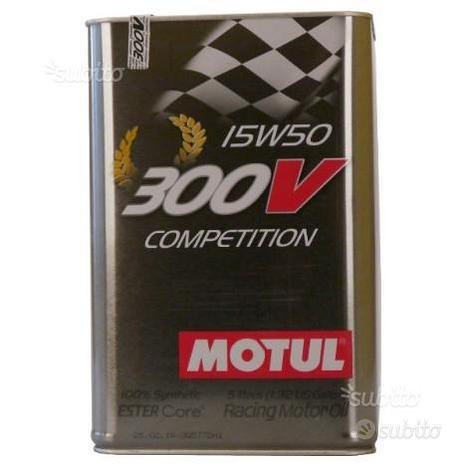 Motul 300V Competition 15W50 5 L AUTO COMPETIZIONE