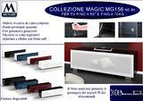 Munari MG156 mobile per TV made in Italy