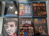 Blu ray - edizioni rare