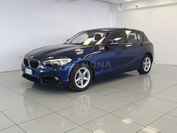 BMW Serie 1 118d advantage 5p auto