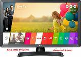 Tv 28 pollici smart dvbt2 garanzia 24 mesi