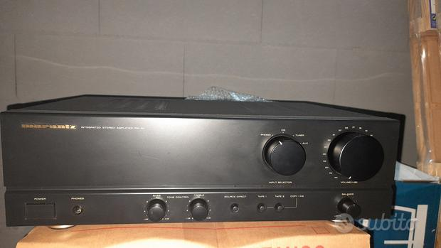 Amplificatore Marantz pm 30 hi-fi stereo