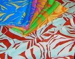 Teli nuovi trilobati tessuto tecnico vari usi