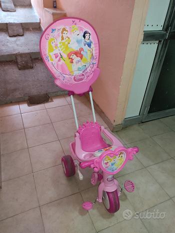 Triciclo Faber Principesse