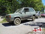 Mozzi ruota libera panda 4x4 tutti DAL 85 AL2003