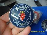 Logo Saab Originale Anteriore Cofano Stemma/Stemma