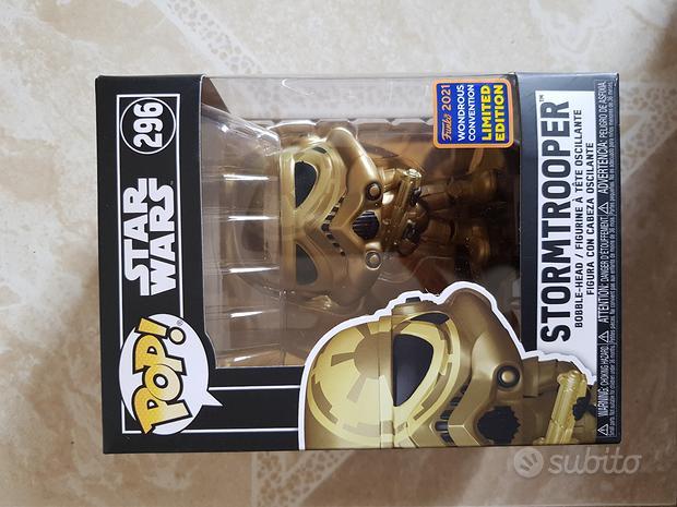Funko Pop Star Wars Limited Edition Stormtrooper