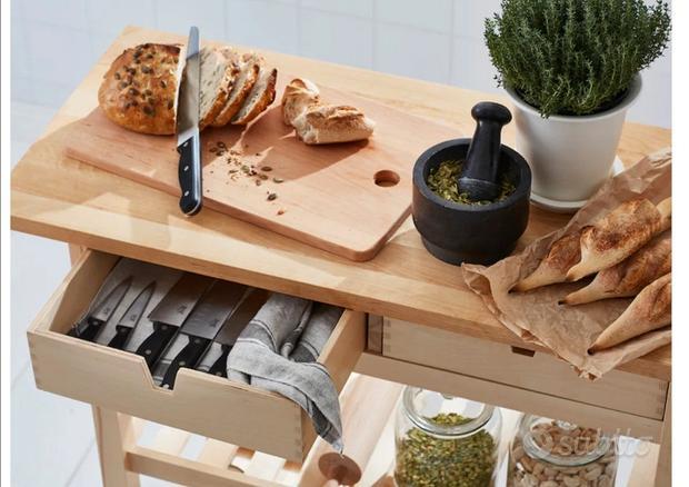 Carrello per cucina Ikea