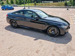 BMW M4 M4 COMPETITION 12-2018 BOLLO PAGATO