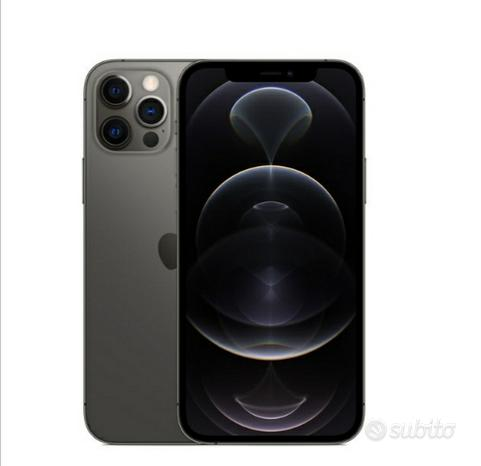 Iphone 12 64 gb Nero