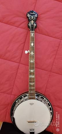 Banjo Fender FB-58 De Luxe