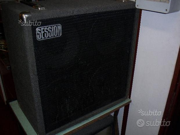 Amplificatore session 100-teac 8 piste+mixer teac