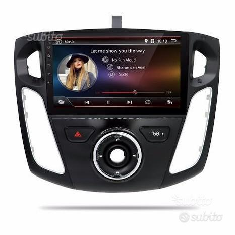 Navigatore ford focus dal 2012 android hd wifi