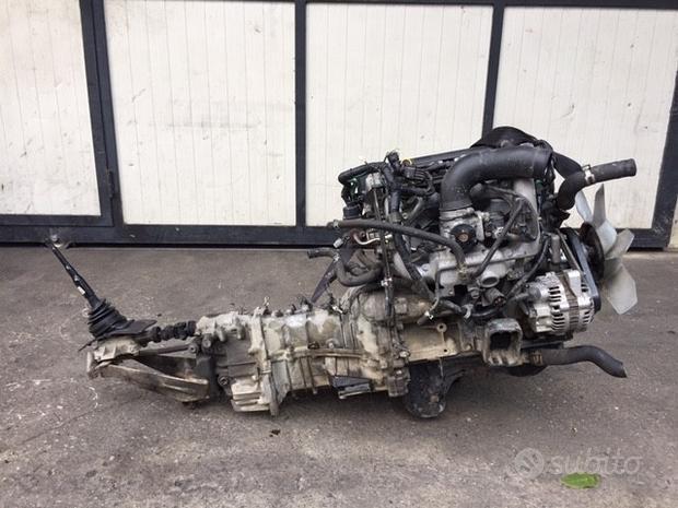 Motore cambio Suzuki Jimny 03 1300cc benzina M13A