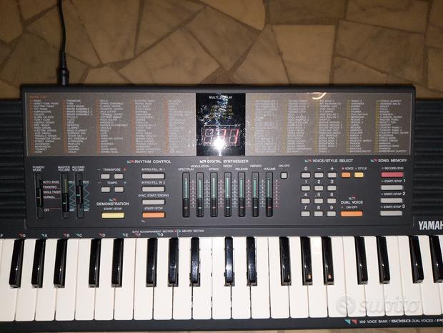 Tastiera /pianola Yamaha