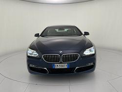 BMW 640D GranCoupe (F06)