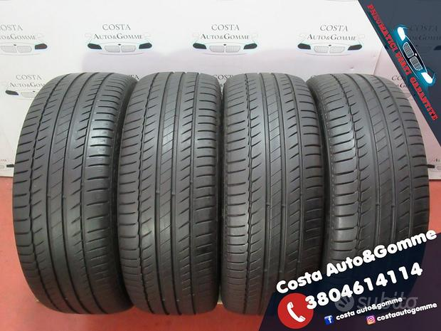 Gomme 215 45 17 Michelin 2016 85% 215 45 R17
