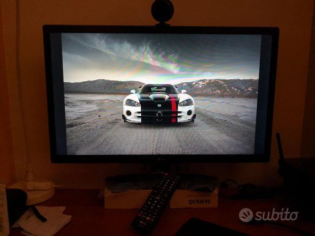 TV Monitor 24 LED LG Perfetto DVB-T2 IPS