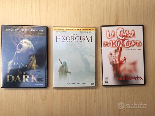DVD horror viet. 14 anni