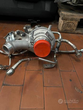 Turbina motore Fiat Ducato 2018 2.3 Multijet