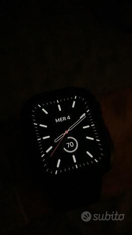 Apple Watch Series 5 (GPS, 40 mm) Cassa in allumin