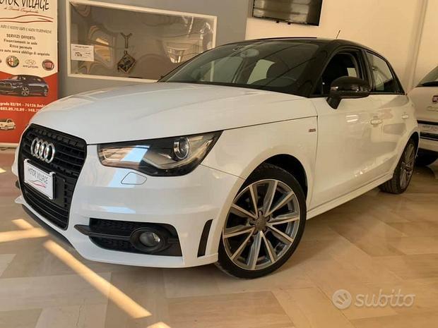 Audi a1/s1 - 2013